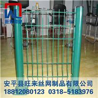 底盘护栏网 围墙护栏网 小区隔离栏