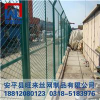 钢板网护栏网 防抛网隔离栅 隔离栅网片