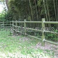 仿竹T型护栏950X1800上海哪里有厂家