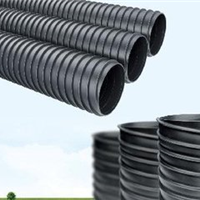 塑钢缠绕管生产厂家及供应