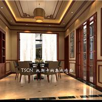 托斯卡纳集成墙面 提供全房一体化装修