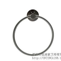 供应浴室不锈钢挂环卫浴毛巾圆形挂环