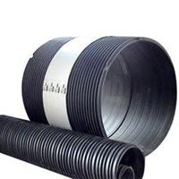 塑钢缠绕管排水管厂家直销