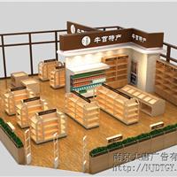 南京展柜厂-牛首山超市货架-大唐格雅