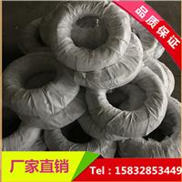供应镀锌铁丝丝径0.4-6�L电镀铁丝圆形铁丝