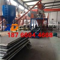 珍珠岩氧化镁发泡门芯板生产线粘布机设备