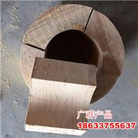 供应杭州浸油隔冷隔热双用管托木垫块