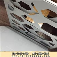 电镀铝单板缕空工程案例
