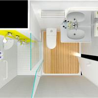 供应青岛整体卫浴、集成卫浴、整体浴室