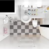 供应整体卫浴、集成卫浴、整体浴室