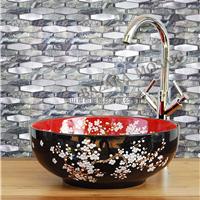 夹胶玻璃拼铝材、石材马赛克