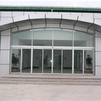 供应西安玻璃门厂家西安玻璃门安装