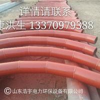 供应山东耐磨陶瓷管厂家直销