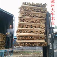 福建漳州 供应松木木芯 松木木轴 松木柱子