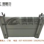 武汉铝合金挡水板 防汛挡水门 湖北挡水板