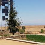 加州大学铺设的NCP天然土透水路面