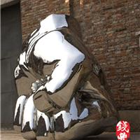 供应不锈钢雕塑,拳头雕塑,抽象艺术雕塑