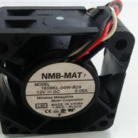 供应NMB-MAT 1608KL-04W-B19交流机散热风扇