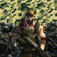 供应军绿色迷彩墙纸订制 陆军数码迷彩壁纸