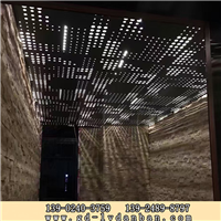 博物馆用缕空铝单板工艺