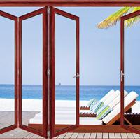 供应重型大折叠门 别墅洋房装修用门