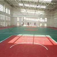 供应甘肃兰州硅pu体育场地材料德士力