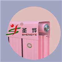 供应铜铝复合散热器TLF9-9/X-1.0厂家圣烨