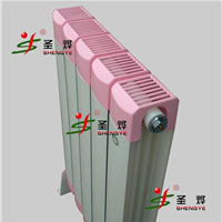 供应TLF9-10/X-1.0铜铝复合柱翼型散热器