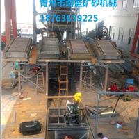 青州淘金船     水库淘金船