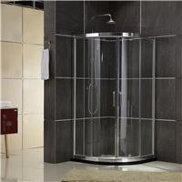 1铝合金淋浴房 酒店玻璃隔断 整体浴室淋浴屏