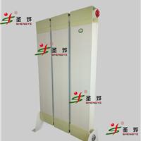供应钢铝复合双水道散热器