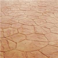 绵阳彩色压花|压模地坪|透水地坪材料批发