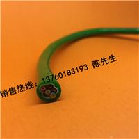 2芯1平方高柔拖链电缆TRVV2*1.0