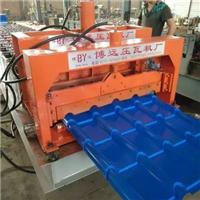 供应800竹筒式琉璃瓦压瓦机