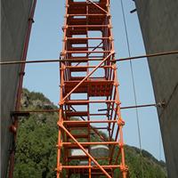 安全爬梯 桥梁施工爬梯 Q235 750型 内蒙古