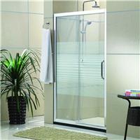 可非标定做家装创意淋浴房 浴室玻璃隔断