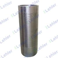 供应楔形滤网筛管 不锈钢筛管 各种材质