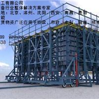 博远城市地下预制综合管廊箱涵模板