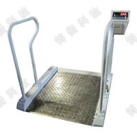 残疾人带打印电子轮椅秤