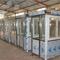 不锈钢岗亭-深圳顺安全交通设施
