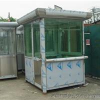 深圳成品岗亭,标准不锈钢岗亭-顺安全岗亭