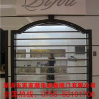 深圳保税区水晶卷闸门