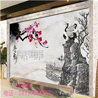 厂家直销电视背景墙 欧式客厅装修护墙板