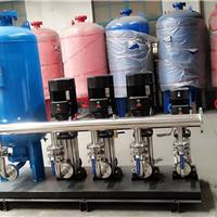 WWG系列管网叠压(无负压)供水设备