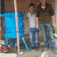 移动喷砂机|除锈翻新喷砂机