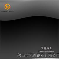 供应不锈钢黑钛镜面板 黑钛金镜面板