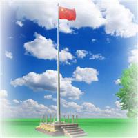 供应电动国旗杆,广场旗杆安装