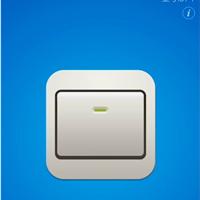 供应智能开关wifi方案微信APP远程遥控定时