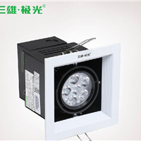 河南郑州三雄极光总运营商供应星际格栅射灯