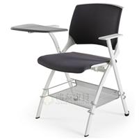 供应塑料折叠培训椅,高档办公会议椅
